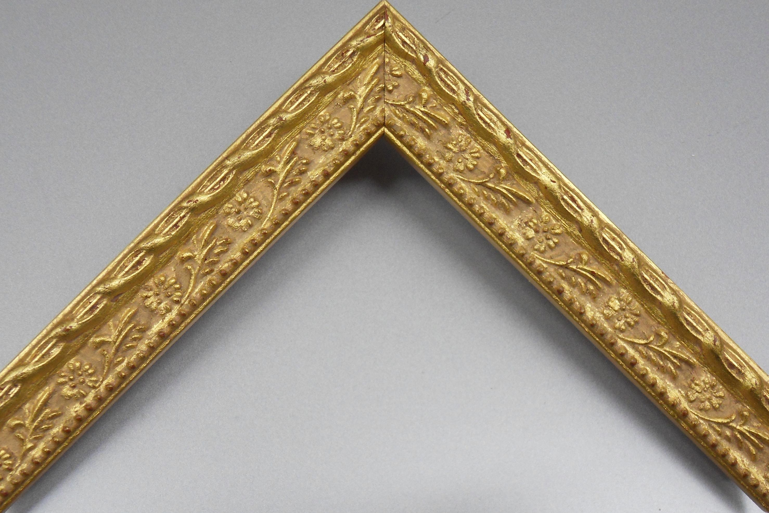 "Stick frame ""010"" Gold"