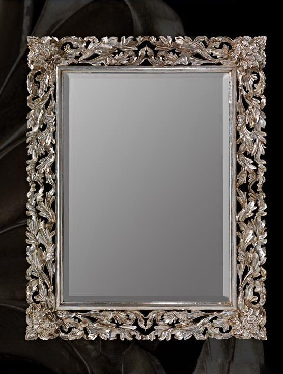 Frame with Flower Corner