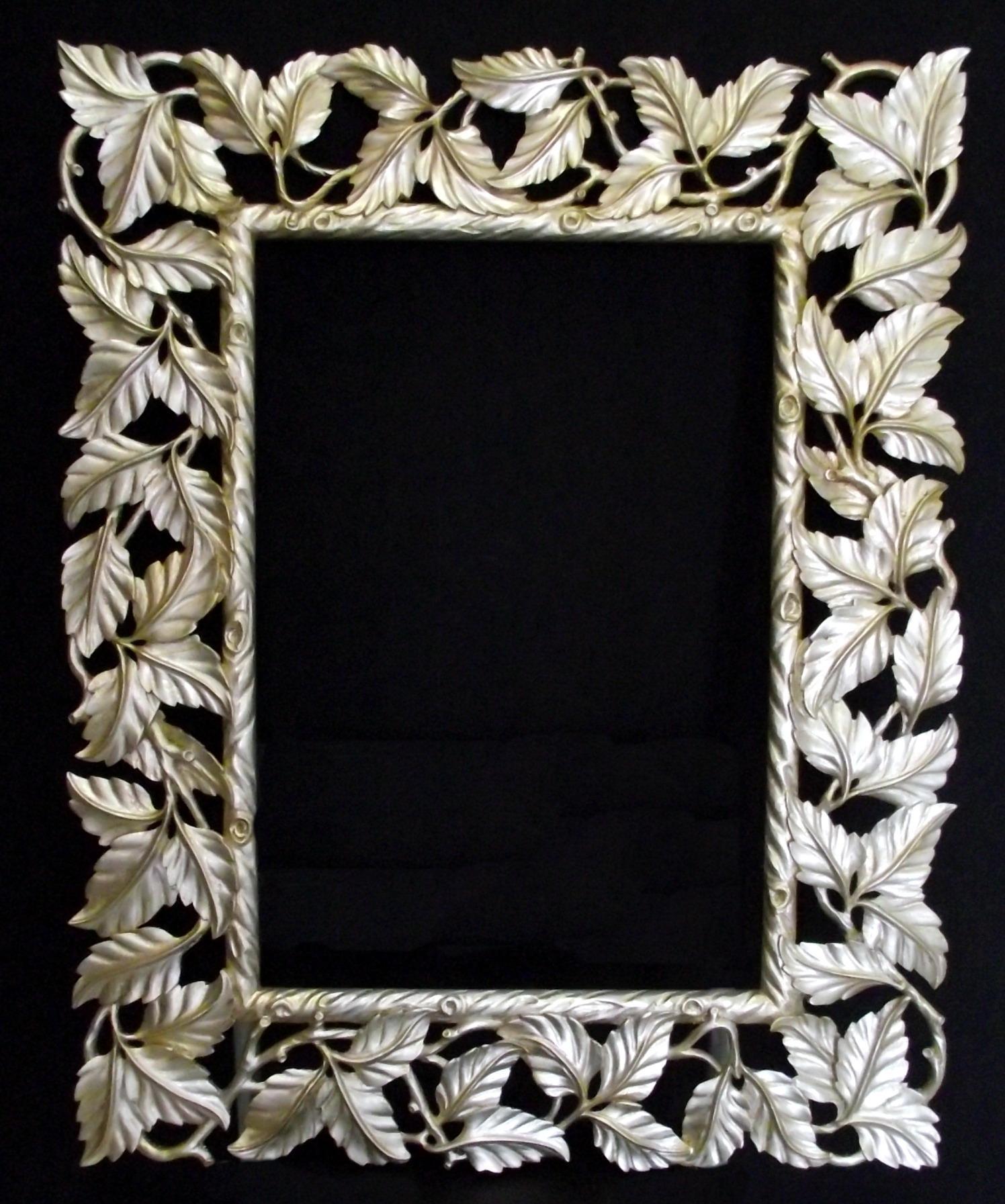 Mirror 566 silver