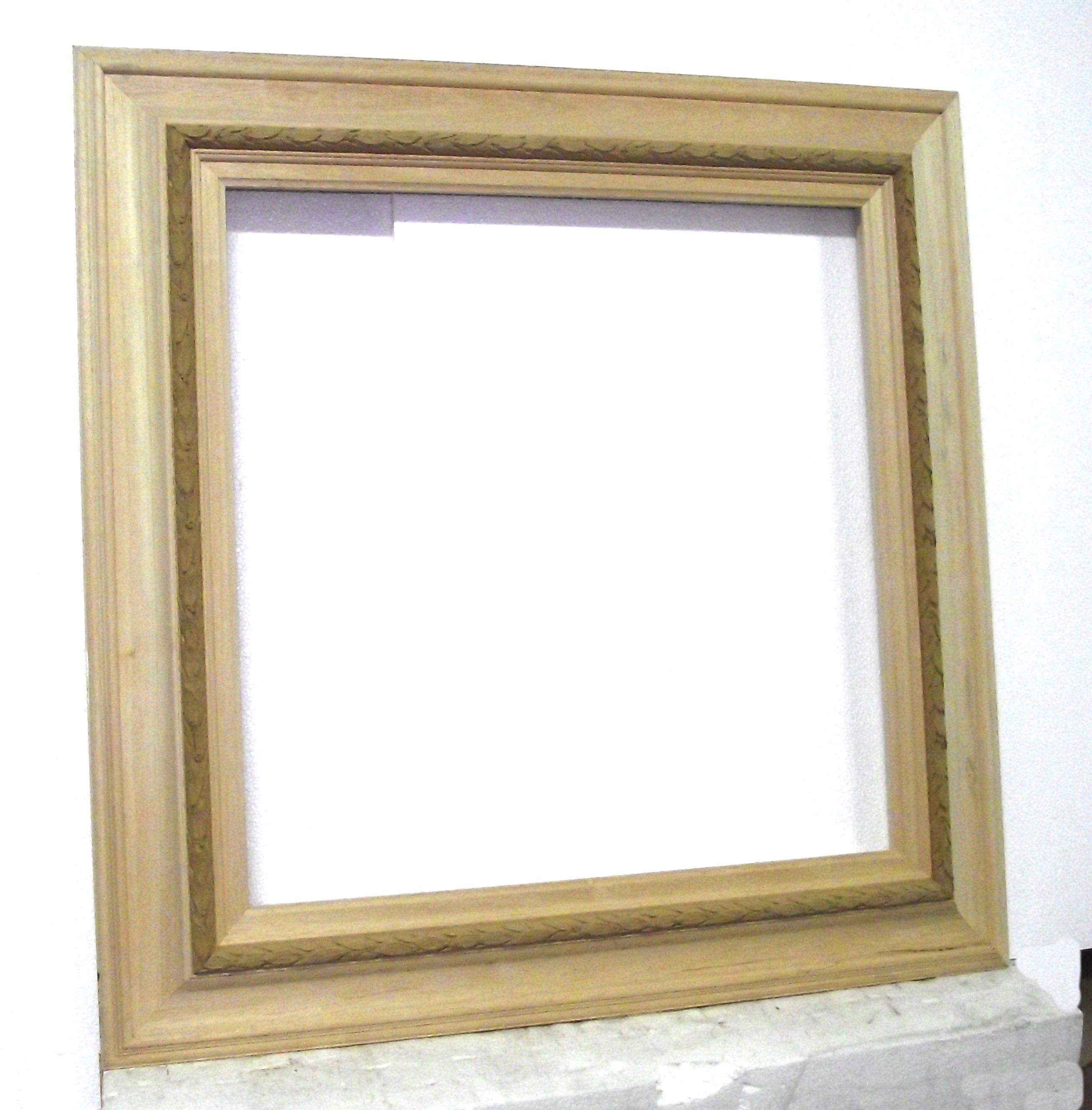 Square frame rough