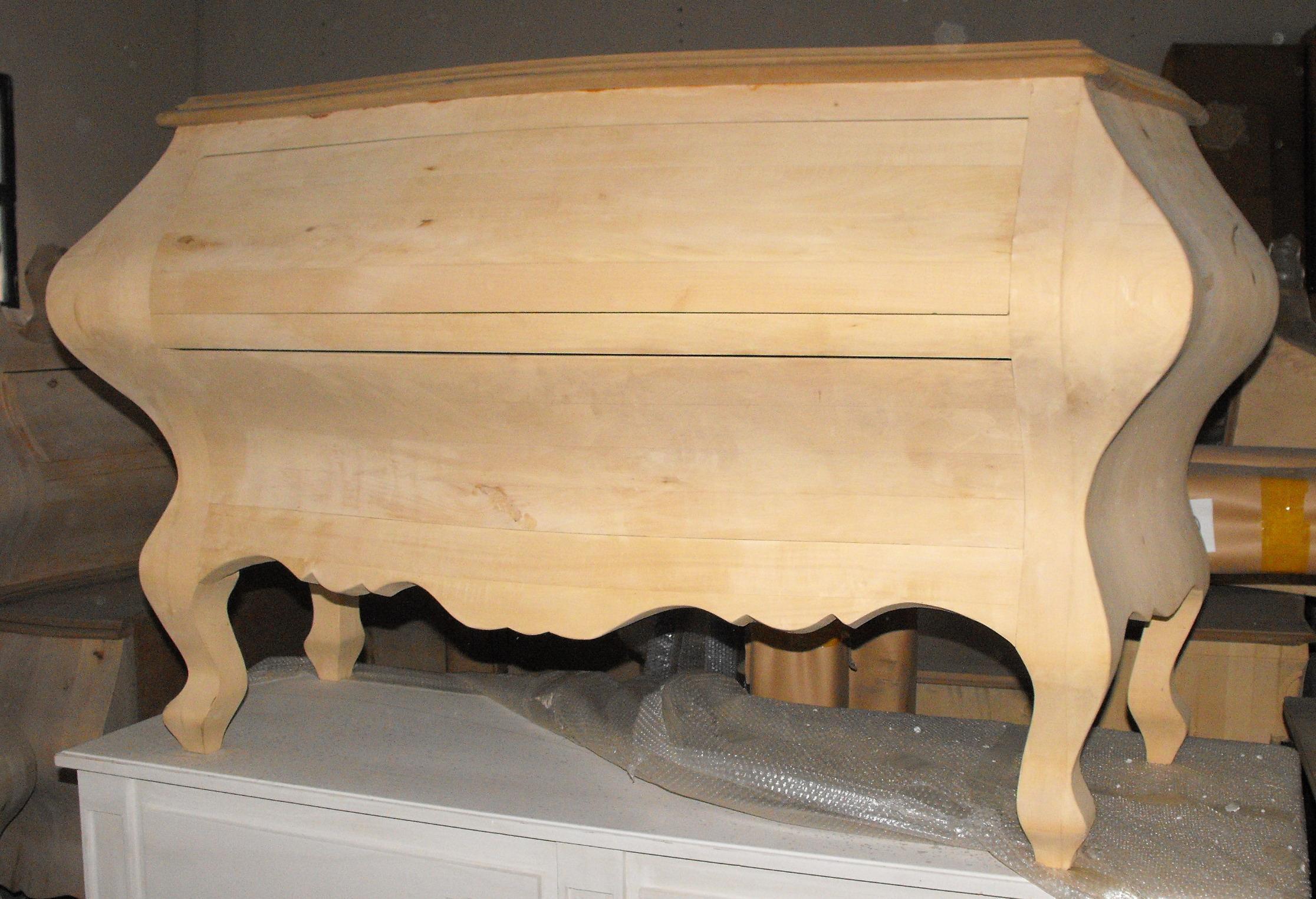 Convex dresser