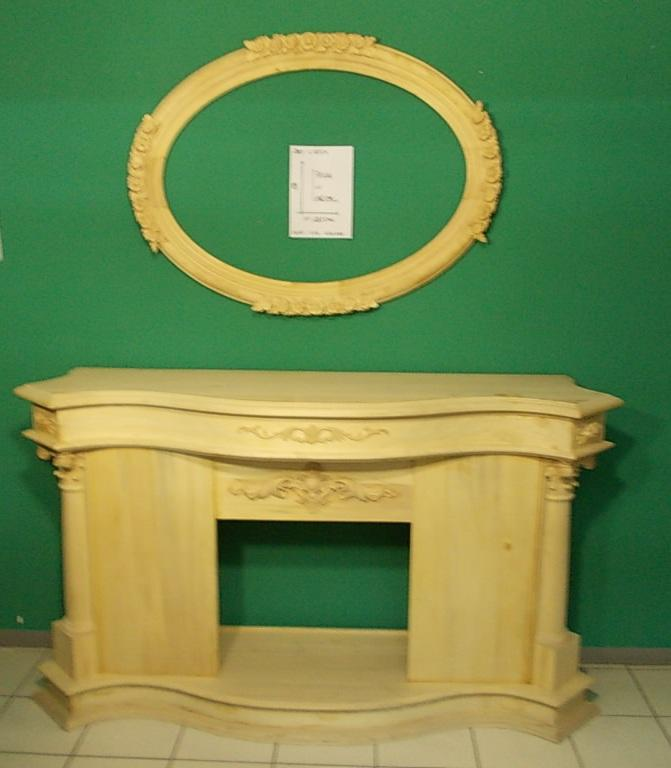 Console Fireplace