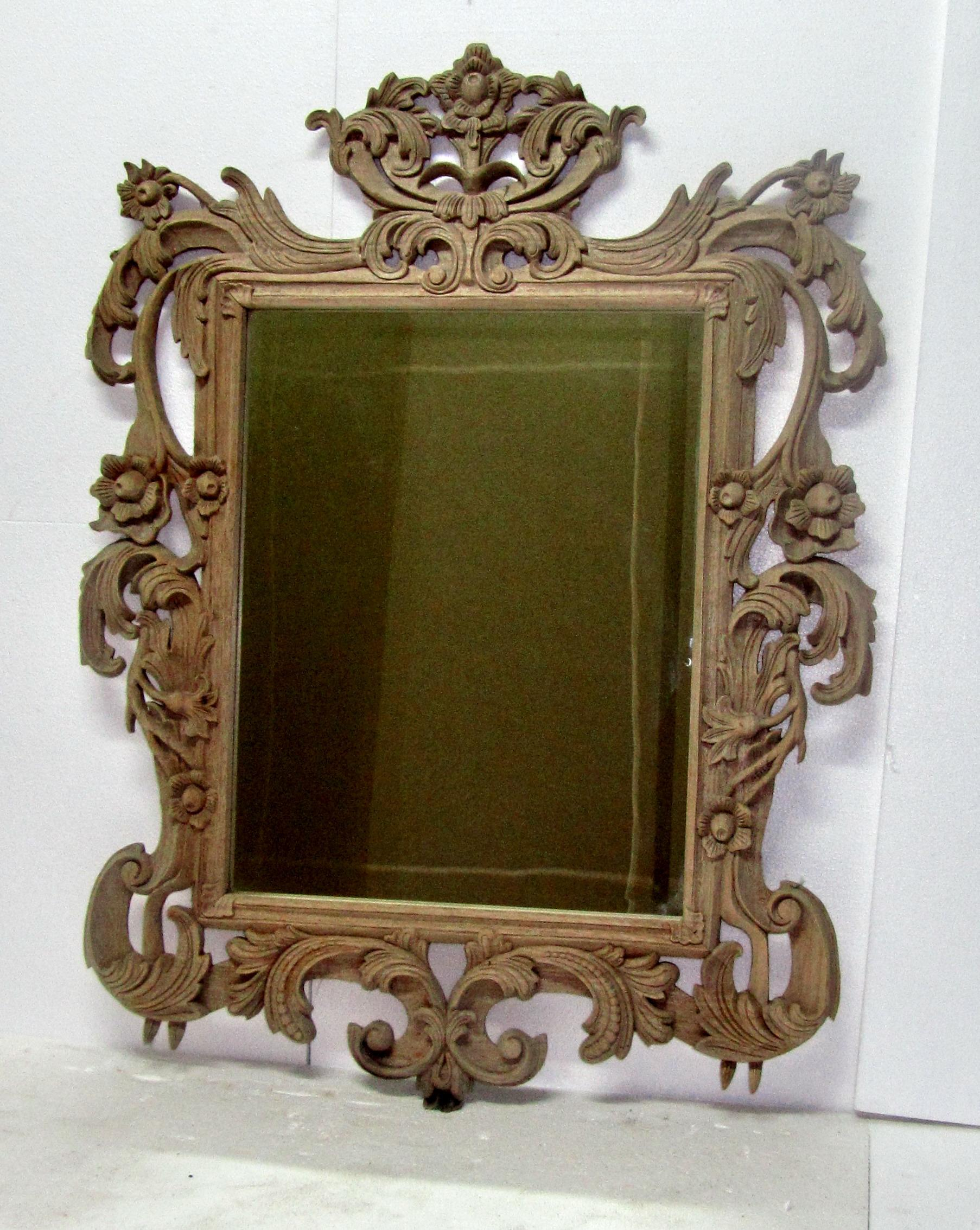 "Mirror  ""Cartoccio"""