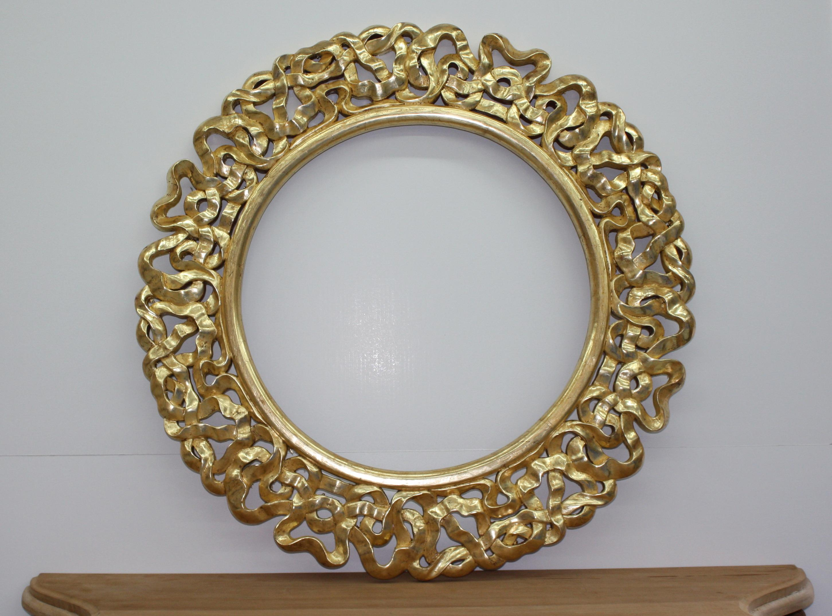 Mirror Tape Gold