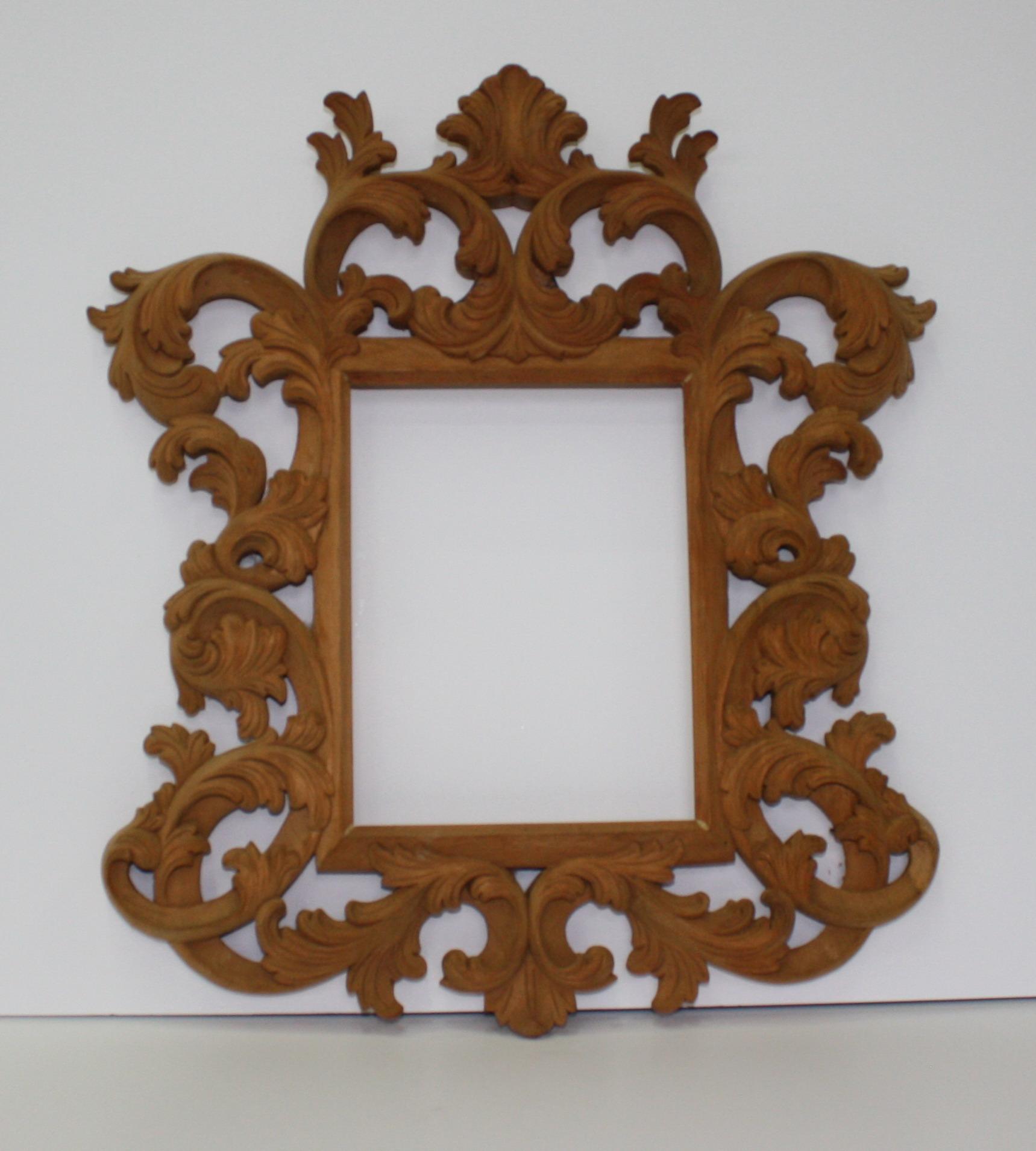 Miniature baroque rough
